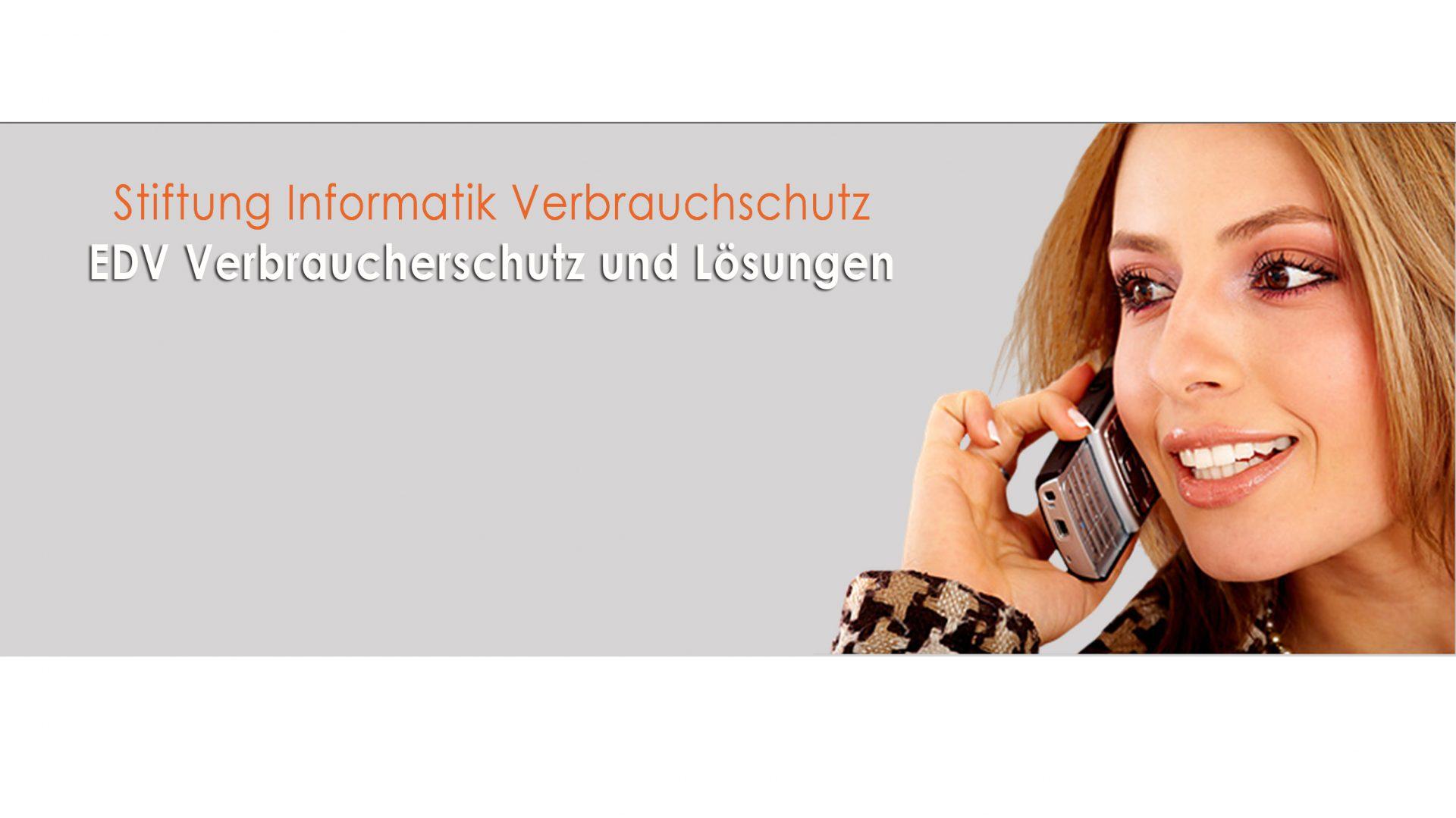 Stiftung Informatik Verbrauchschutz
